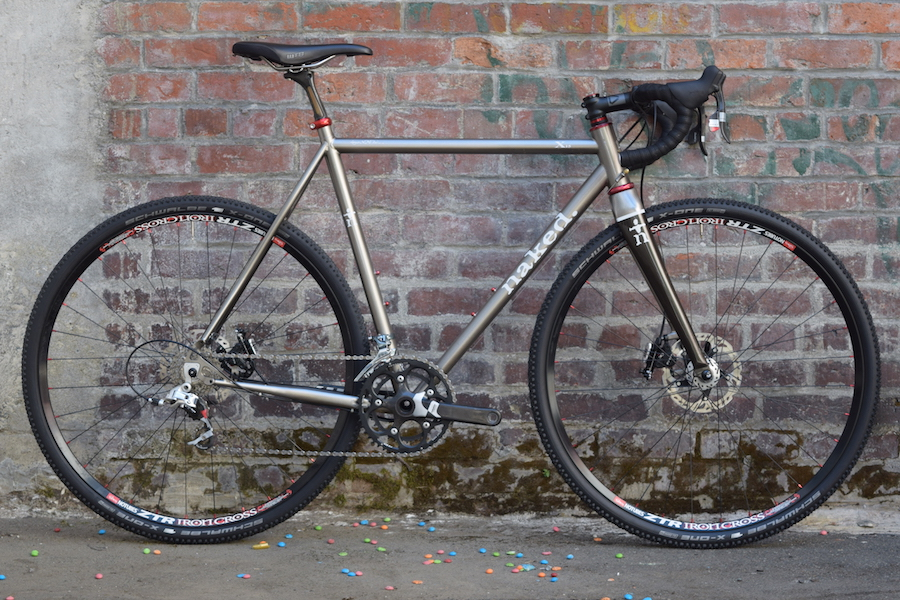 Naked Bicycles X15 Cyclocross