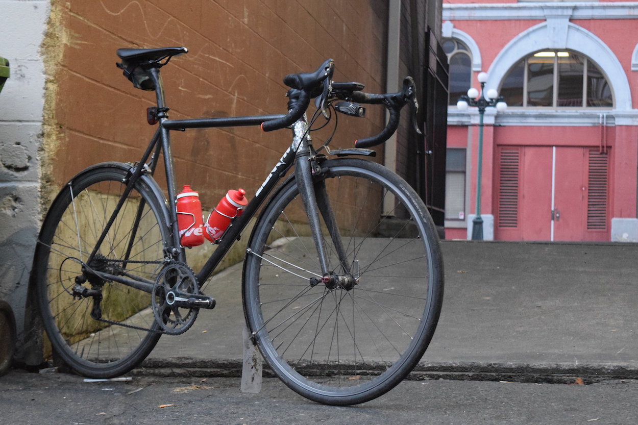 Winter Commuter Steel fenders Wildwood
